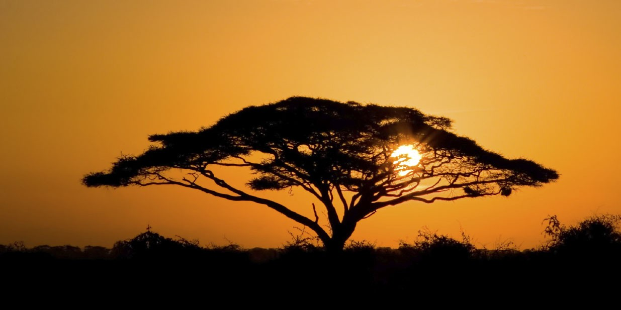 african sunset 02